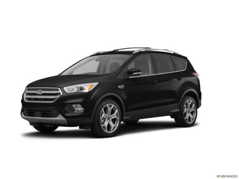 2017 Ford Escape for sale at BROADWAY FORD TRUCK SALES in Saint Louis MO