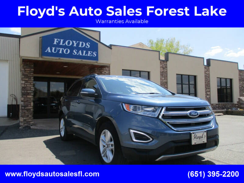 2018 Ford Edge for sale in Forest Lake, MN