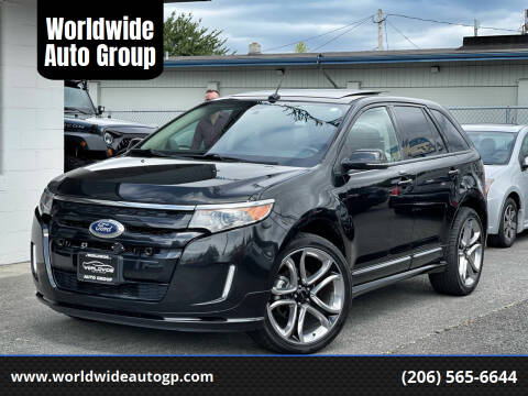 2014 Ford Edge for sale at Worldwide Auto Group in Auburn WA