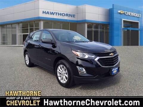 2020 Chevrolet Equinox for sale at Hawthorne Chevrolet in Hawthorne NJ