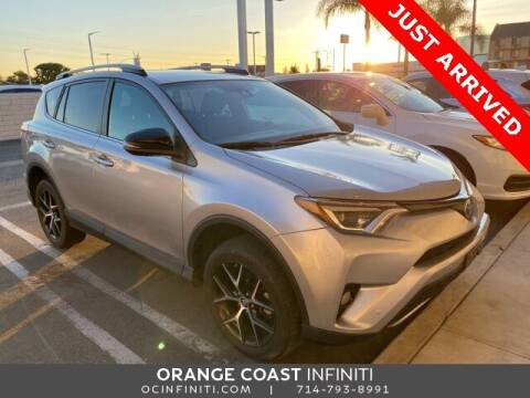 2017 Toyota RAV4 for sale at ORANGE COAST CARS in Westminster CA