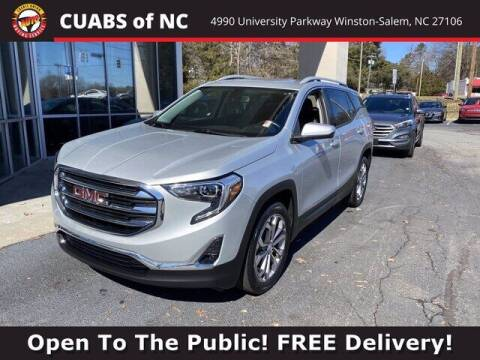 2018 GMC Terrain for sale at Summit Credit Union Auto Buying Service in Winston Salem NC