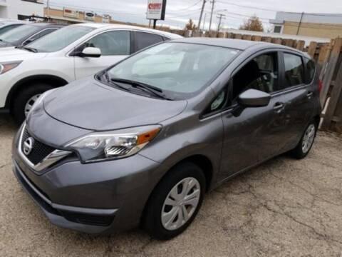 2018 Nissan Versa Note for sale at Cj king of car loans/JJ's Best Auto Sales in Troy MI