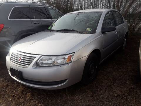2005 Saturn Ion for sale at M & M Auto Brokers in Chantilly VA