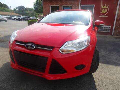 2014 Ford Focus for sale at AP Automotive in Cary NC