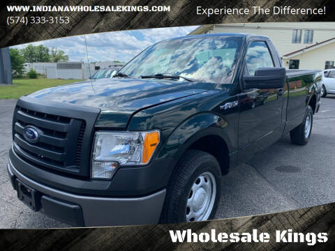 2012 Ford F-150 for sale at Wholesale Kings in Elkhart IN