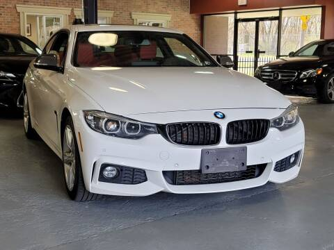 2019 BMW 4 Series for sale at AW Auto & Truck Wholesalers  Inc. in Hasbrouck Heights NJ