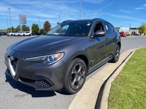 2018 Alfa Romeo Stelvio for sale at The Car Guy powered by Landers CDJR in Little Rock AR