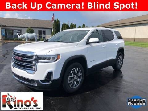 2020 GMC Acadia for sale at Rino's Auto Sales in Celina OH