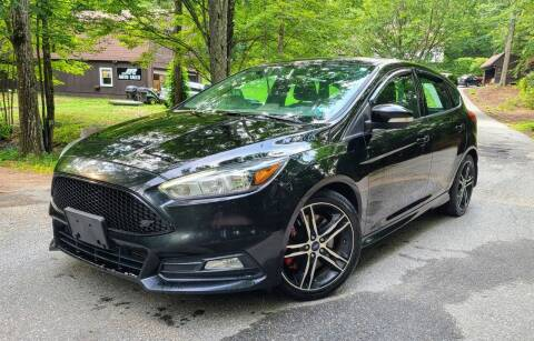 2016 Ford Focus for sale at JR AUTO SALES in Candia NH