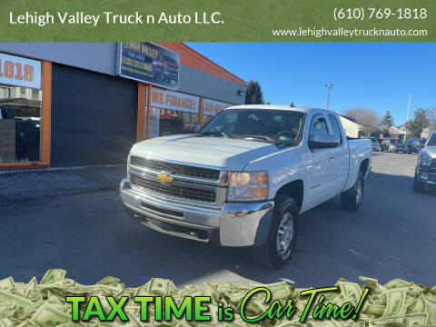 2010 Chevrolet Silverado 2500HD for sale at Lehigh Valley Truck n Auto LLC. in Schnecksville PA