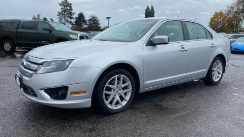 2011 Ford Fusion for sale at Universal Auto Inc in Salem OR