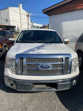 2010 Ford F-150 for sale at E-Z Pay Used Cars in McAlester OK