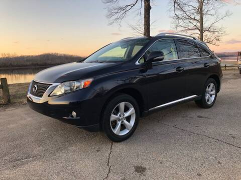 2010 Lexus RX 350 for sale at Monroe Auto's, LLC in Parsons TN