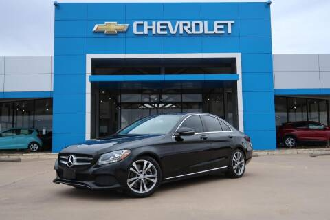 2017 Mercedes-Benz C-Class for sale at Lipscomb Auto Center in Bowie TX