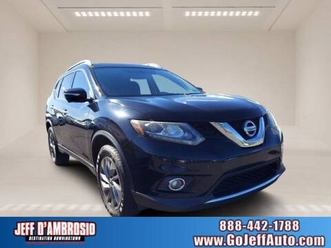 2015 Nissan Rogue for sale at Jeff D'Ambrosio Auto Group in Downingtown PA