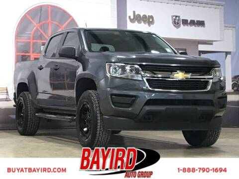 2016 Chevrolet Colorado for sale at Bayird Truck Center in Paragould AR