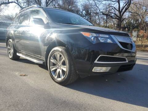 2011 Acura MDX for sale at Thornhill Motor Company in Lake Worth TX