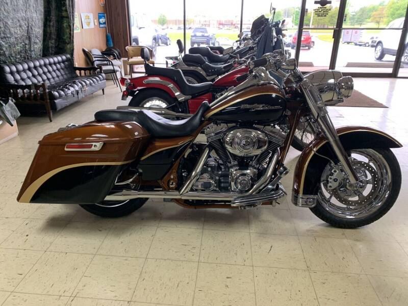 2008 Harley Davidson Screaming Eagle Road King
