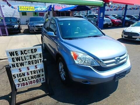 2011 Honda CR-V for sale at 4530 Tip Top Car Dealer Inc in Bronx NY