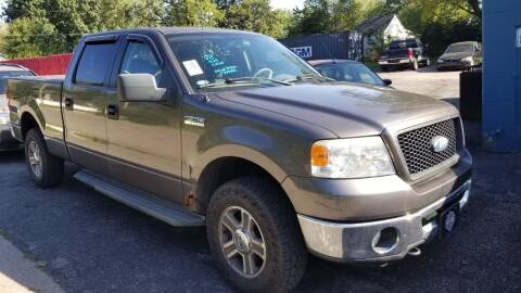 2006 Ford F-150 for sale at Buy For Less Motors, Inc. in Columbus OH