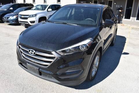 2016 Hyundai Tucson for sale at IMD Motors in Richardson TX