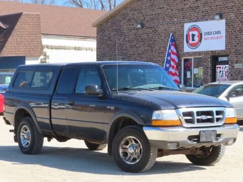2000 Ford Ranger for sale at Big Man Motors in Farmington MN