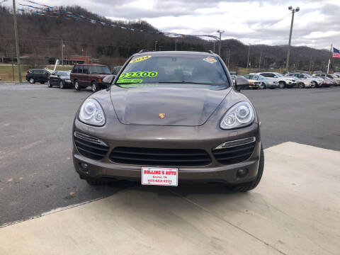 2014 Porsche Cayenne for sale at BOLLING'S AUTO in Bristol TN