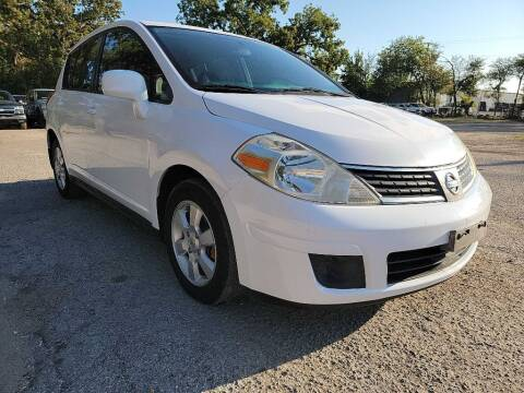 2007 Nissan Versa for sale at Thornhill Motor Company in Lake Worth TX