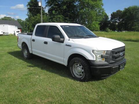 2016 Ford F-150 for sale at Wally's Wholesale in Manakin Sabot VA