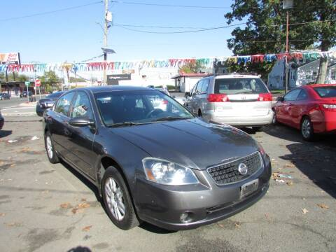 2006 Nissan Altima for sale at K & S Motors Corp in Linden NJ