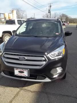 2017 Ford Escape for sale at Gilliam Motors Inc in Dillwyn VA