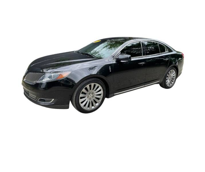 2015 Lincoln MKS for sale at Averys Auto Group in Lapeer MI