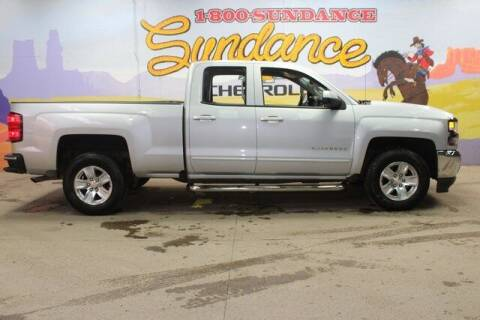 2017 Chevrolet Silverado 1500 for sale at Sundance Chevrolet in Grand Ledge MI