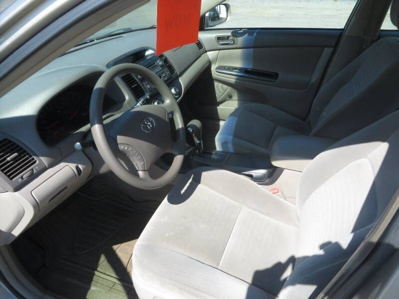 2005 Toyota Camry LE 4dr Sedan - Concord NH
