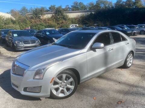 2013 Cadillac ATS for sale at Car Online in Roswell GA