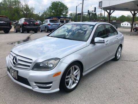 2012 Mercedes-Benz C-Class for sale at Auto Target in O'Fallon MO