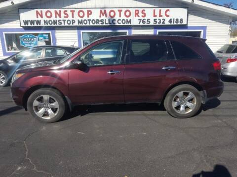 2007 Acura MDX for sale at Nonstop Motors in Indianapolis IN