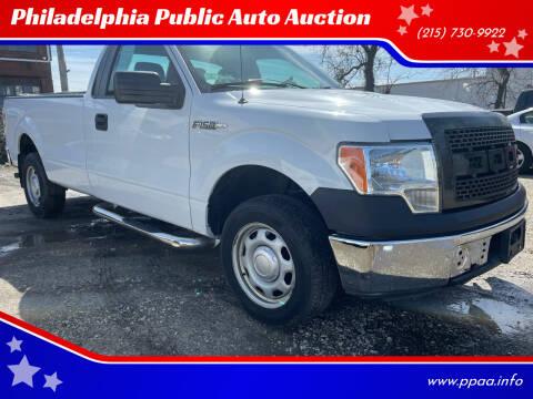 2013 Ford F-150 for sale at Philadelphia Public Auto Auction in Philadelphia PA