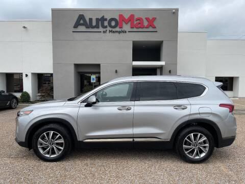 2020 Hyundai Santa Fe for sale at AutoMax of Memphis - V Brothers in Memphis TN