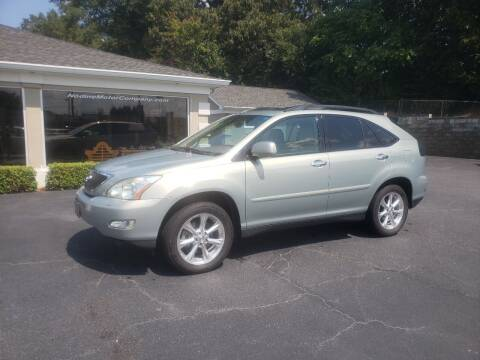 2008 Lexus RX 350 for sale at Nodine Motor Company in Inman SC