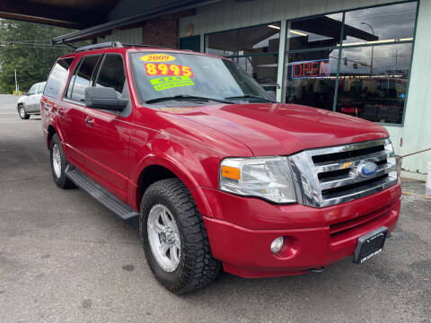 2009 Ford Expedition for sale at Low Auto Sales in Sedro Woolley WA