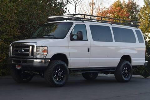 2012 Ford E-Series Wagon for sale at Beaverton Auto Wholesale LLC in Hillsboro OR