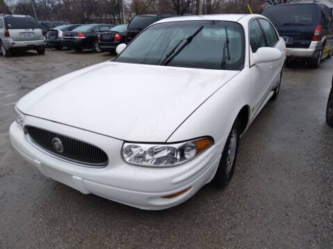 2004 Buick LeSabre for sale at D & D All American Auto Sales in Mt Clemens MI