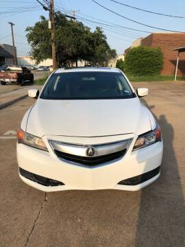 2013 Acura ILX for sale at Dynasty Auto in Dallas TX