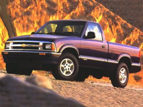 1997 Chevrolet S-10 for sale at Radley Cadillac in Fredericksburg VA