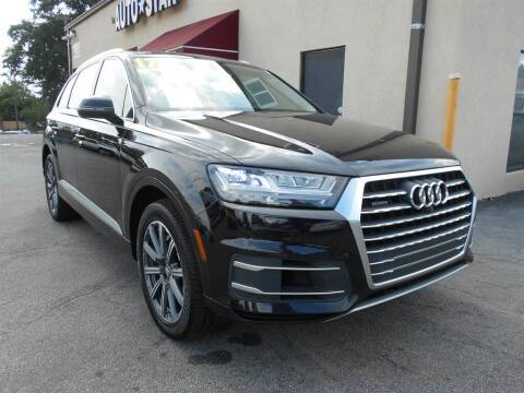 2017 Audi Q7 for sale at AutoStar Norcross in Norcross GA