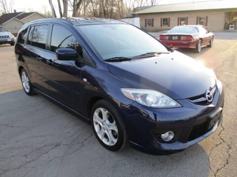 2008 Mazda MAZDA5 for sale at RJ Motors in Plano IL