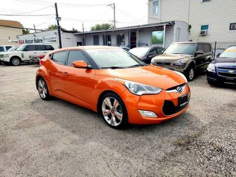 2013 Hyundai Veloster for sale at D & A Motor Sales in Chicago IL