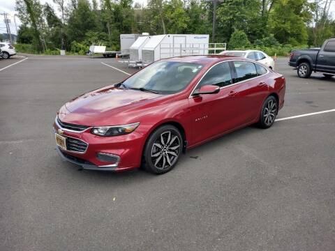 2017 Chevrolet Malibu for sale at GT Toyz Motor Sports & Marine in Halfmoon NY